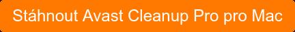 Stáhnout Avast Cleanup Pro pro Mac