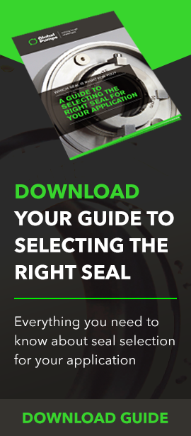 how to choose the right seal for your pump