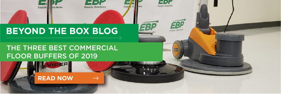 The Three Best Commercial Floor Buffers of 2019