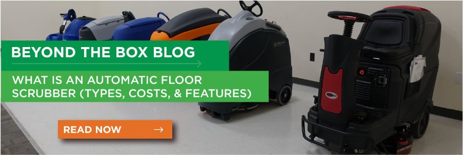 What is an Automatic Floor Scrubber - Read now