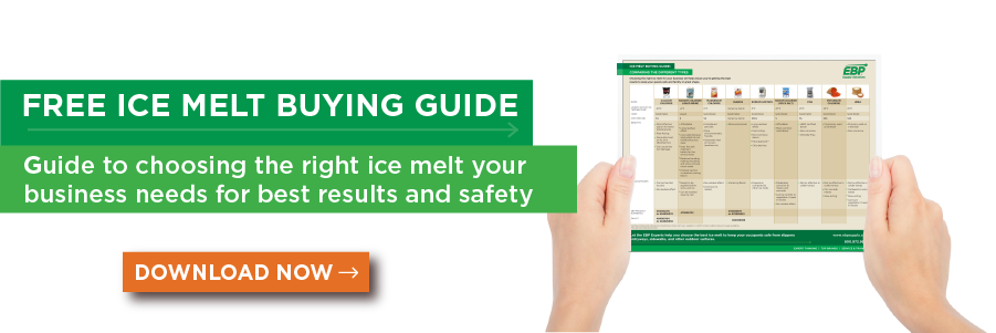FREE Ice Melt Buying Guide