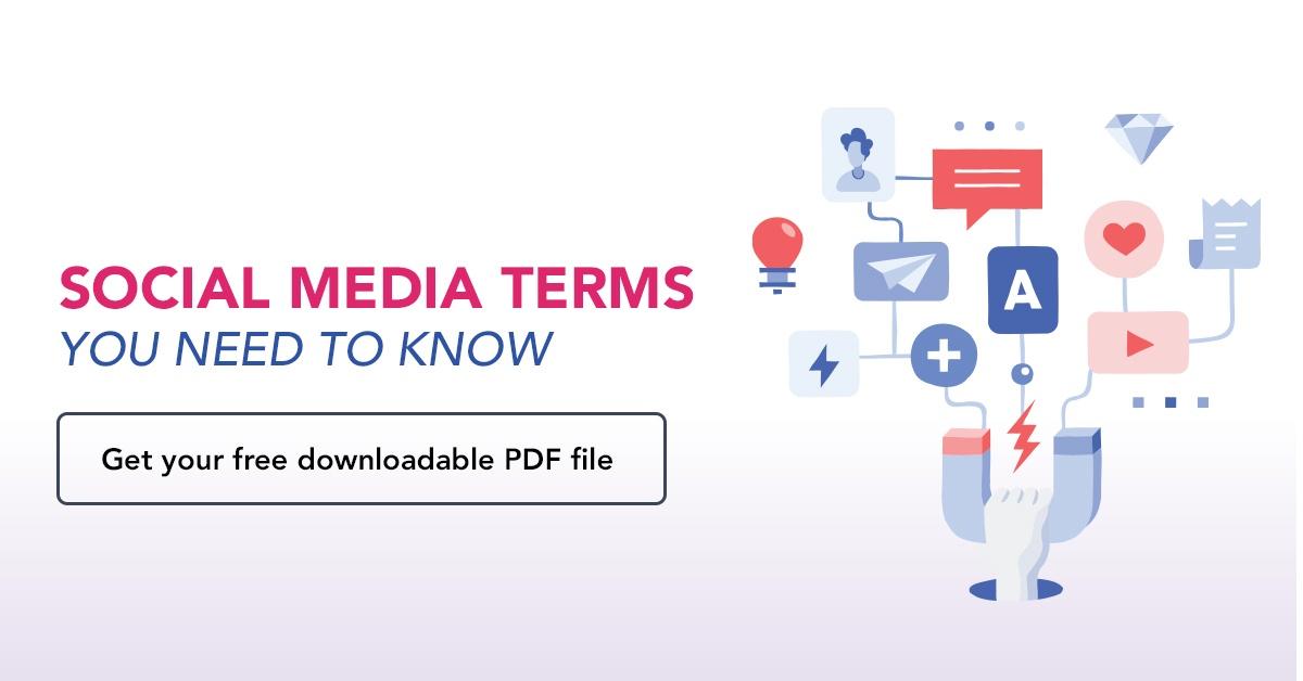 social media, terms, reach, engagement, facebook, instagram