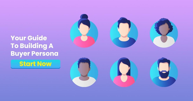 Buyer persona guide, buyer persona building, buyer persona