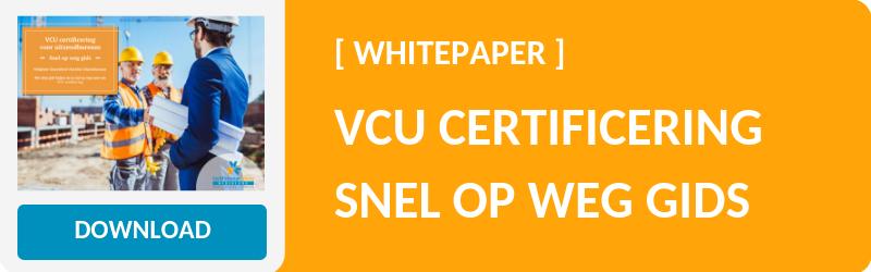 VCU snel op weg gids