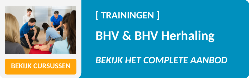 Cursusaanbod BHV trainingen