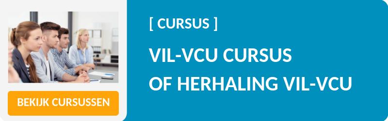 Cursusaanbod VIL-VCU cursussen