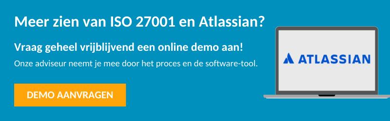 Online demo ISO 27001 en Atlassian