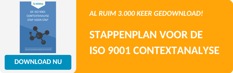 Download contextanalyse ISO 9001