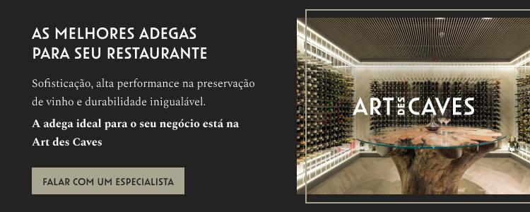 CTA Padrão Adegas Restaurante