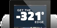 Get the -321 degree edge.