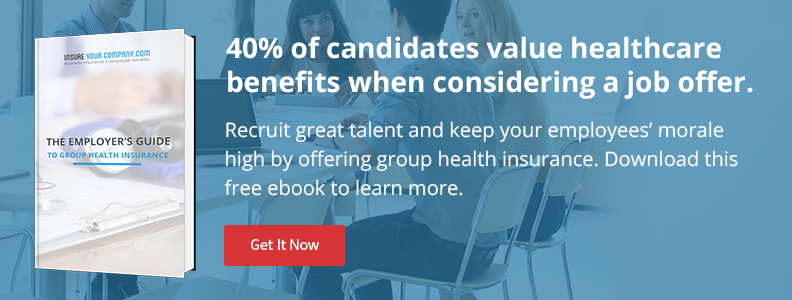 The Employer's Guide To Group Health Insurance