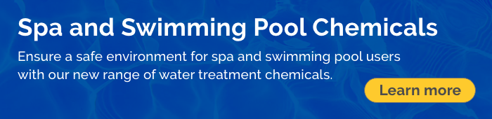 Spa and Swimming Pool Chemicals