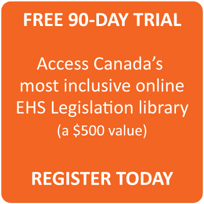 Free 90-day EHS Library Trial