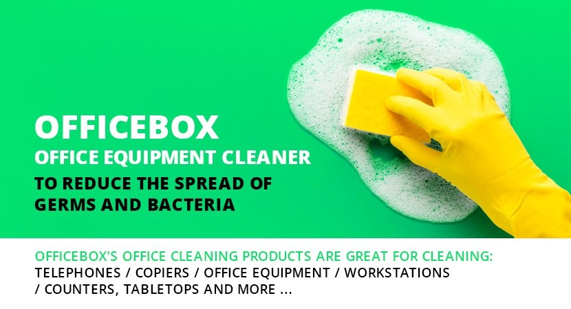 officebox office cleaner coronavirus-proof your business