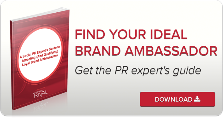 find brand ambassadors for your digital marketing