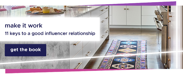 UV Keys to a Good Influencer Relationship