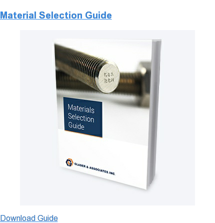 Material Selection Guide Download Guide