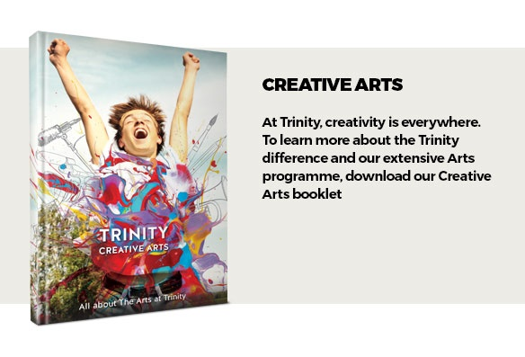Creative Arts Brochure