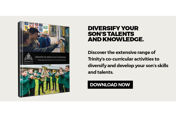 Trinity's Co-curricular booklet download