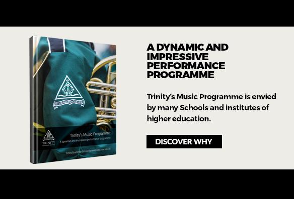 Trinity's Music Programme