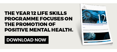 Trinity's Year 12 life skills programme download