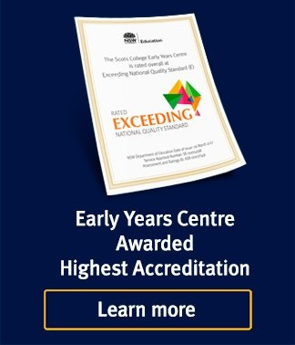 Early Years Centre awarded highest accreditation