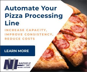 Naegele Pizza Processing Line