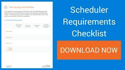 Groundhog Day - eliminate repetitive physician scheduling