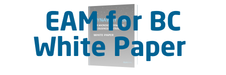 EAM for BC White Paper
