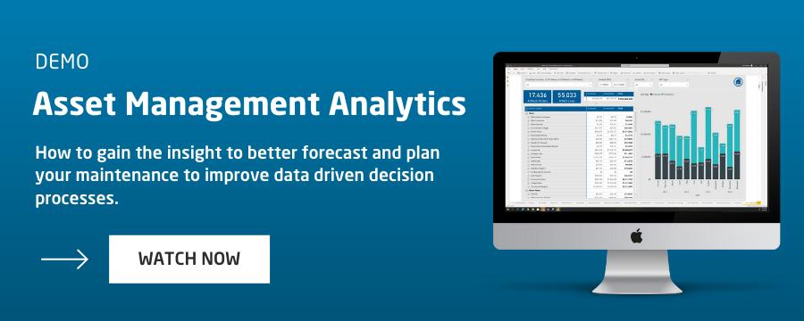 Asset Management analytics