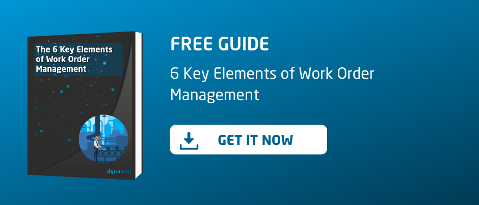 Work Order Management ebook