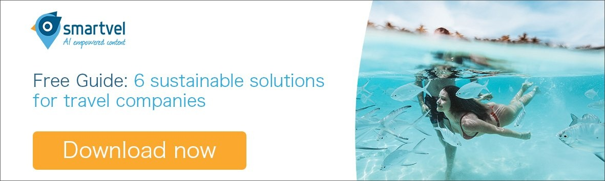 Sustainable solutions for travel companies