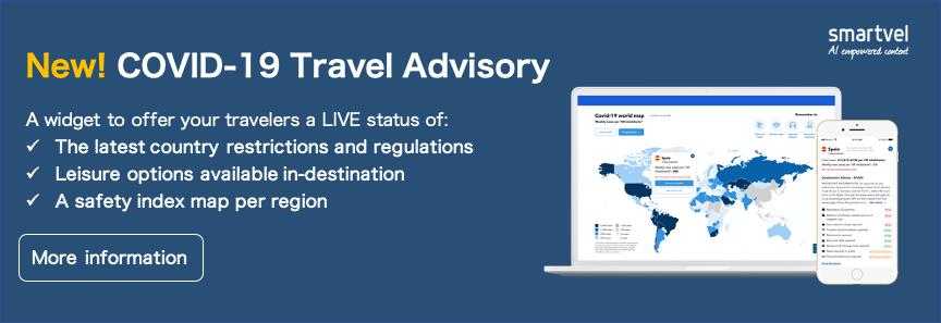 covid travel advisory