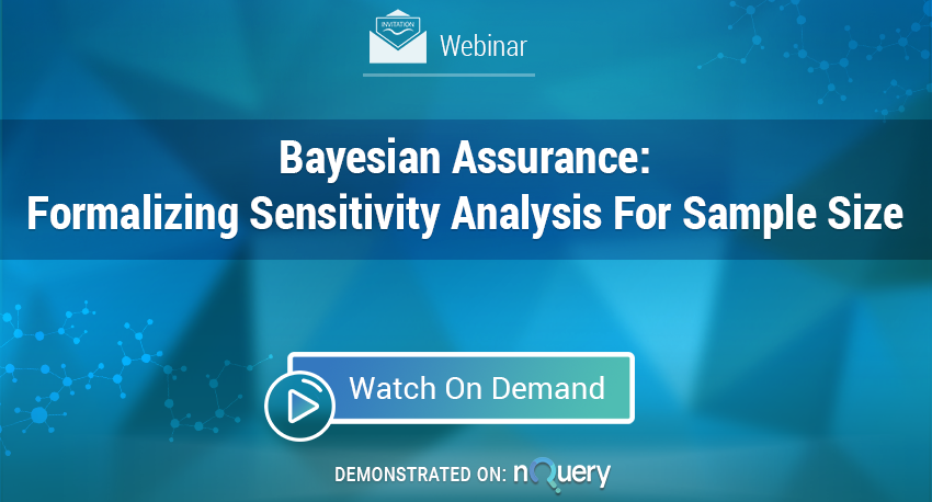 Bayesian Assurance in nQuery Sample Size Software
