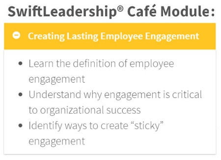 Creating Lasting Employee Engagement
