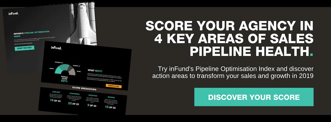 inFund's Agency Pipeline Optimisation Index