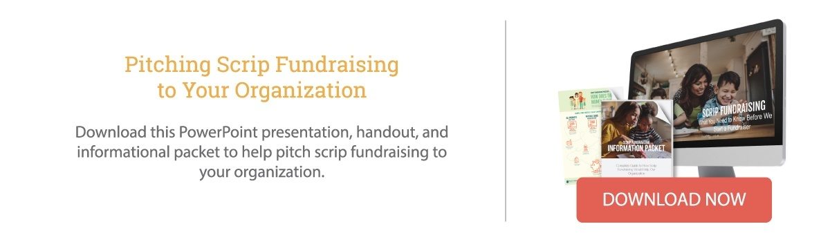 pitching_scrip_fundraising_to_your_organization