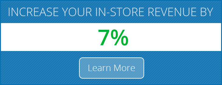 Increase in-store revenue