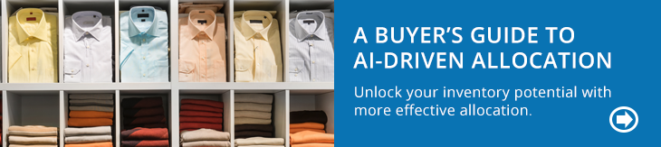 A Buyer's Guide to AI-Driven Allocation: Unlock your inventory potential with more effective allocation.