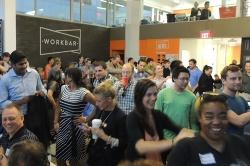 Host an Event at Workbar