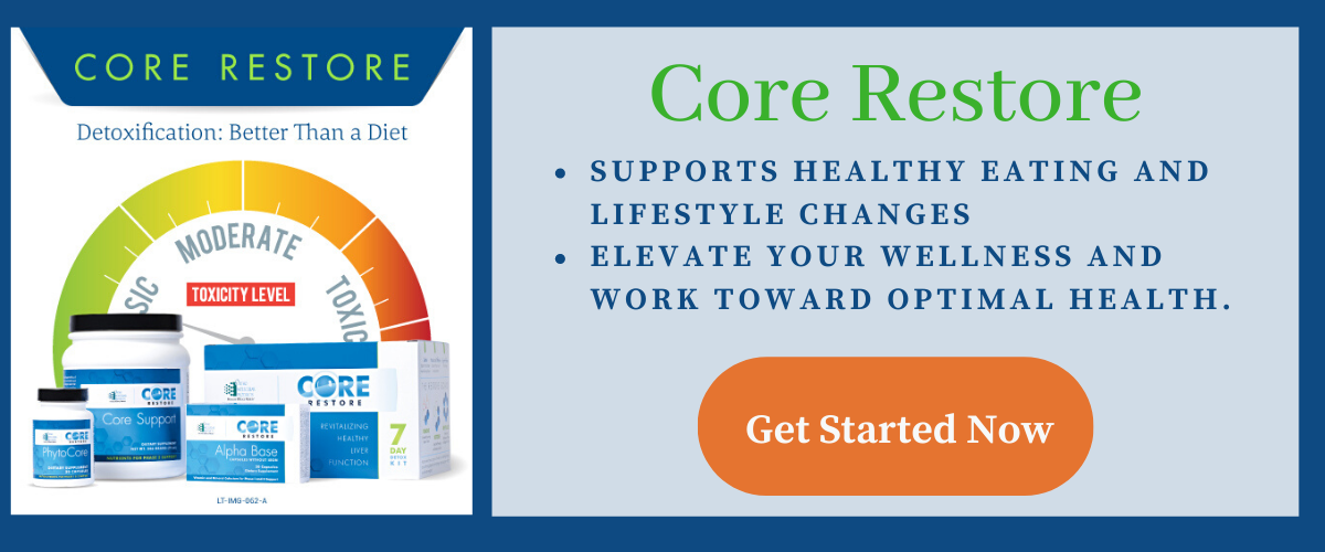 Core Restore Get Started Now