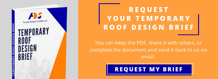 Request Your Temporary Roof Design Brief - CTA