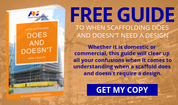 Guide To When A Scaffolding Does And Doesn't need A Design
