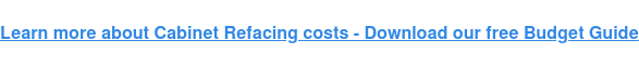 Learn more about Cabinet Refacing costs - Download our free Budget Guide