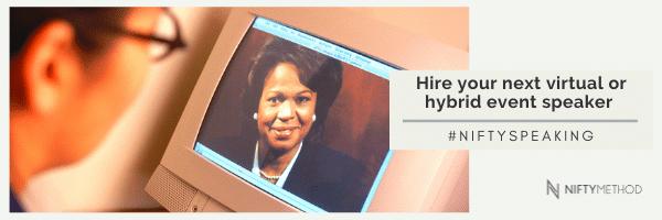 hire african american speaker nifty method