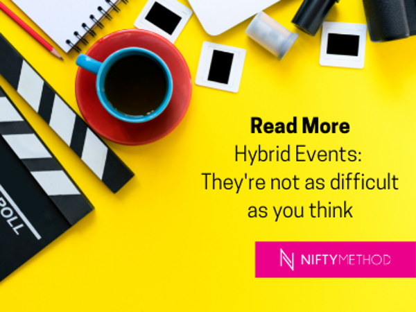 Read More: Hybrid Events