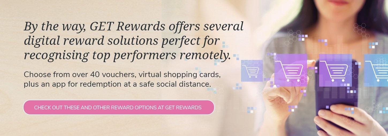 Digital reward solutions