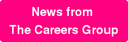 News from  The Careers Group