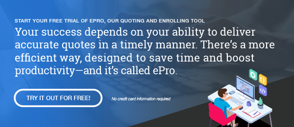Try Our Quote & Enroll Software Today