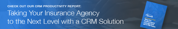 CRM Productivity Report
